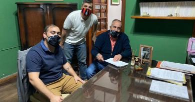 La Escuelita de Basquet de Deportivo Viedma esta en marcha