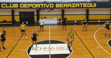 Beraza regresó a los entrenamientos