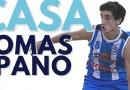 Tomas Spano se suma a Racing de Chivilcoy