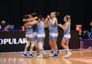 Hazaña en Puerto Rico: Argentina ganó con nueve jugadoras