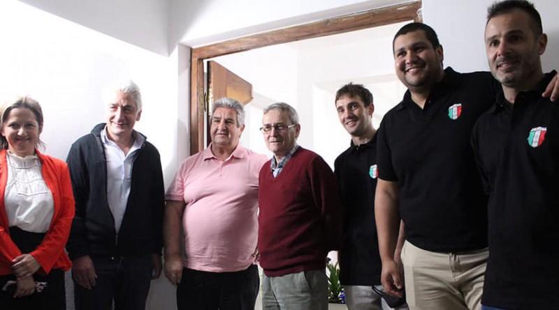 Depo Patagones inaugura nuevo espacio deportivo