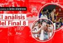 Candidatos, amenazas y cenicientas: los cuartos del F8 bajo la lupa